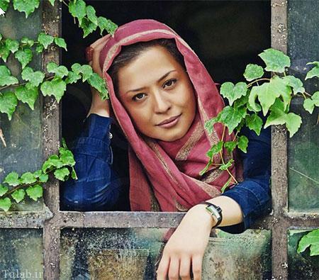 عکس جدید مهراوه شریفی نیا بازیگر جذاب