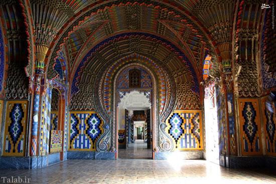 قصر رویایی و زیبا در فلورانس ایتالیا (عکس)
