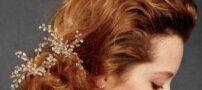 مدل مو زیبای عروس به سبک اروپایی