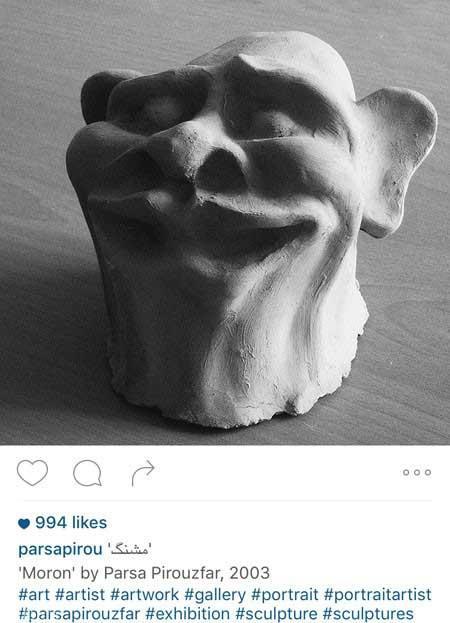 عکس جذاب از بازیگران در اینستاگرام