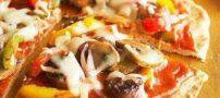 طرز تهیه پیتزا کبابی