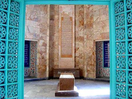 با آرامگاه سعدی شیرازی بیشتر آشنا شوید + عکس