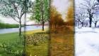 چهار فصل زیبای زندگی (جالب و خواندنی)