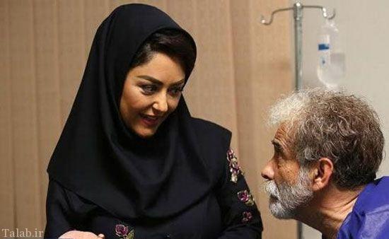 عکس های خواهر گلشیفته فراهانی در فیلم گذر موقت
