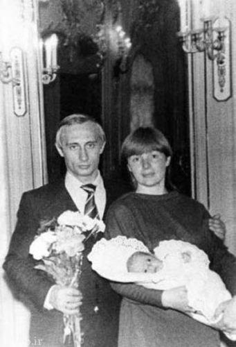 عکس های دیدنی ولادیمیر پوتین از کودکی تا بزرگسالی