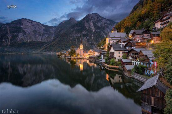 مناظر زیبا و بی نظیر کشور اتریش (عکس)