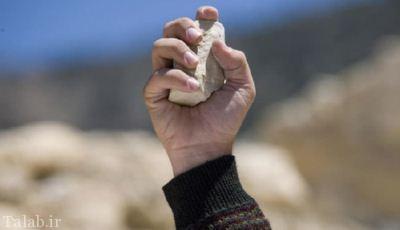 دختری که به جرم عاشق بودن سنگسار شد + عکس