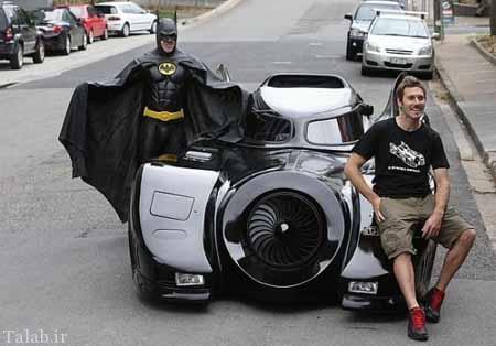 خودروی جالب تخیلی در استرالیا + عکس