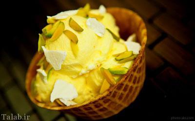تاریخچه بستنی های ایرانی (+عکس)