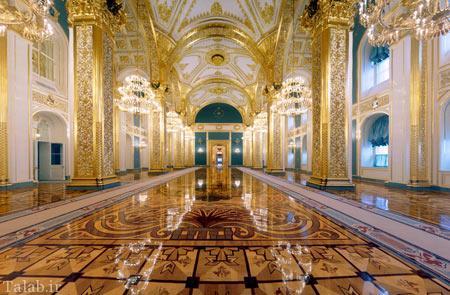3 کاخ عظیم و بزرگ دنیا را بشناسید (عکس)