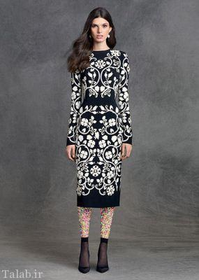مدل لباس پاییزی زنانه برند D&G