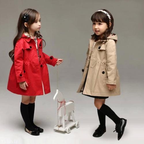 مدل شیک و جذاب کاپشن دخترانه و زنانه