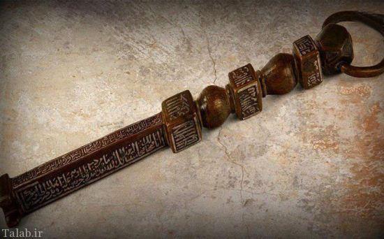 کلید خانه خدا را تا به حال دیده اید؟ (عکس)