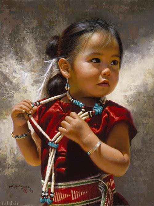 عکس های گوگولی از کودکان ناز