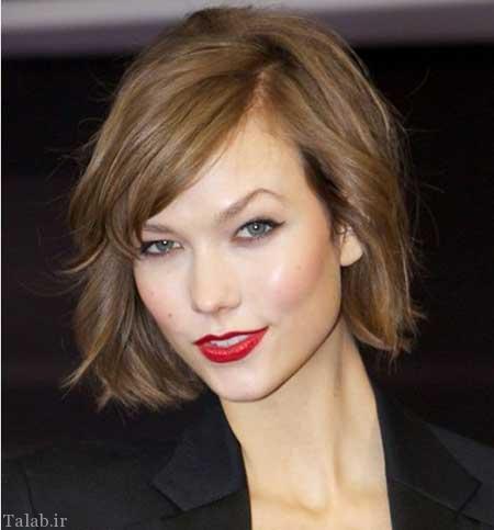 مدل موی زنانه کوتاه در سال جدید 2016