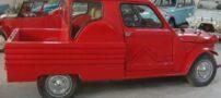 ساخت خودروهای دست ساز توسط مرد یزدی (عکس)