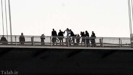 جوانی که به خاطر اردوغان از خودکشی منصرف شد (عکس)