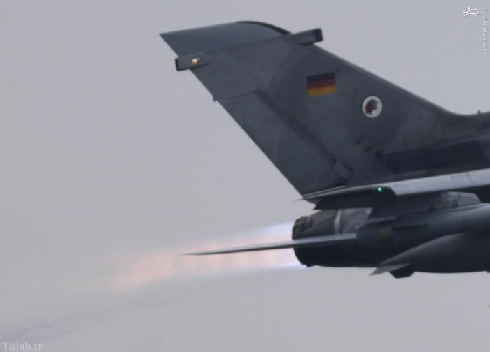 ورود آلمان ها به جنگ با داعش + تصاویر