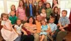 زندگی عجیب زن و شوهری با 19 فرزند + عکس