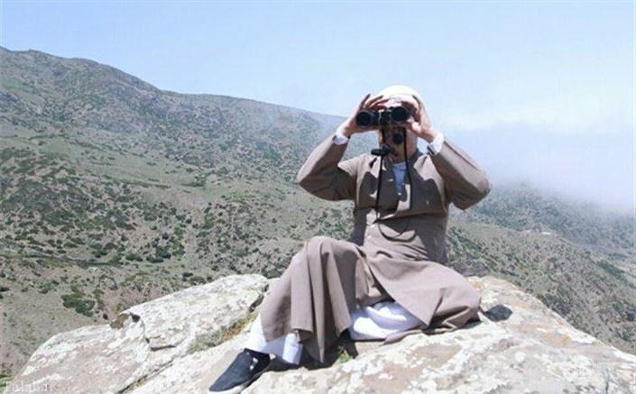 تصویر جالب از کوهنوردی هاشمی رفسنجانی