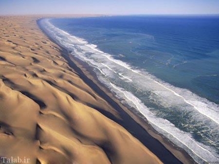 تصاویری از زیباترین سواحل آفریقا