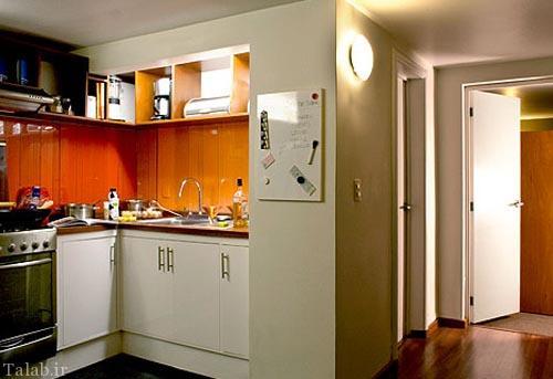 ایده هایی نو برای تغییر دکوراسیون آشپزخانه