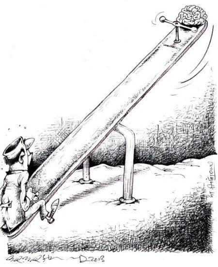 کاریکاتورهای جالب و مفهوم دار