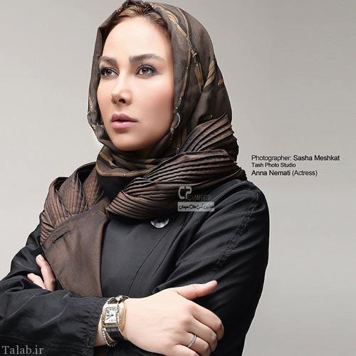 تصاویری از بازیگران زن سینما و تلویزیون
