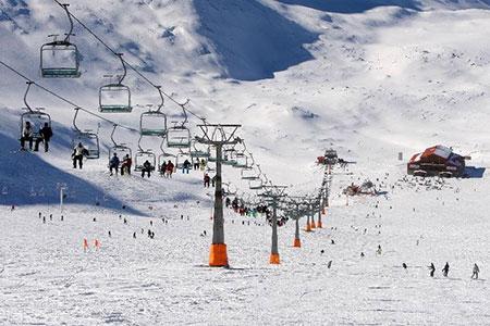 پیست اسکی های مشهور ایران + عکس