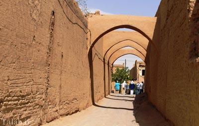 مکان های گردشگری زیبا در یزد