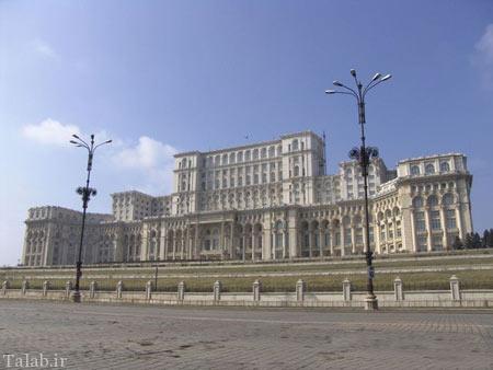 قصر دیکتاتور رومانی قطب جدید گردشگری