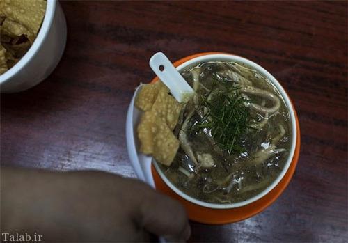 سوپ مار غذای محبوب در هنگ کنگ (عکس)