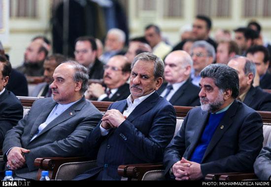 تصاویر جالب از افتتاح هتل جنجالی در تهران