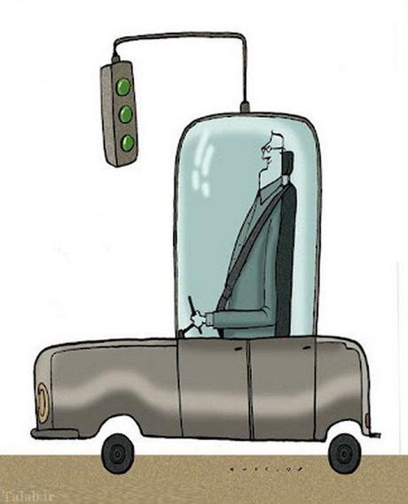 جدیدترین کاریکاتورهای مفهومی و جالب