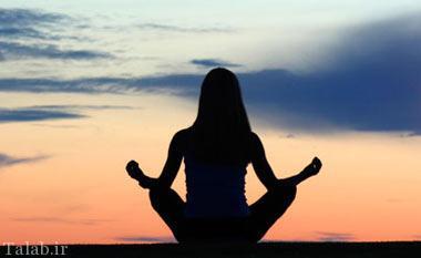 یوگا و اثر آن بر کاهش استرس