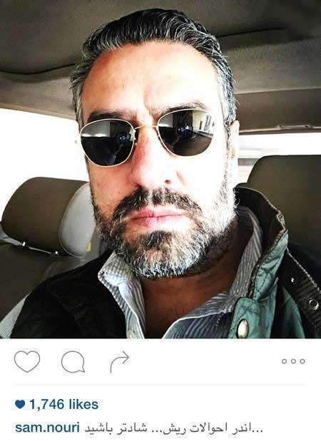عکس های جدید و پاییزی بازیگران ایرانی