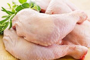 خوردن ران مرغ بهتر است یا سینه مرغ؟