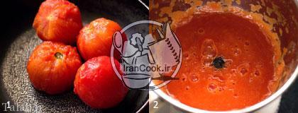 طرز تهیه سوپ سبزیجات و کرفس