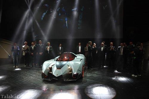 تصاویری از بهترین خودروهای پرقدرت