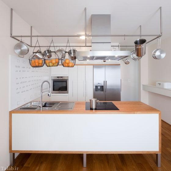 ایده هایی نو برای متفاوت کردن آشپزخانه