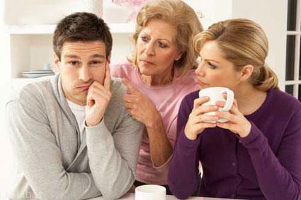 با خانواده همسرم چه رفتاری داشته باشم؟
