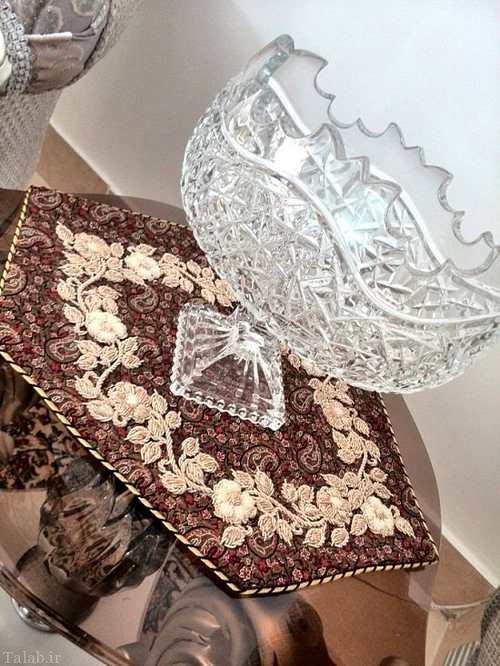 چیدمان و دکوراسیون مدرن خانه عروس