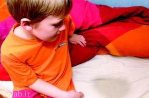 مشکل شب ادراری کودکان قابل درمان است