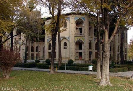 معرفی کاخ های زیبا و دیدنی ایران (عکس)