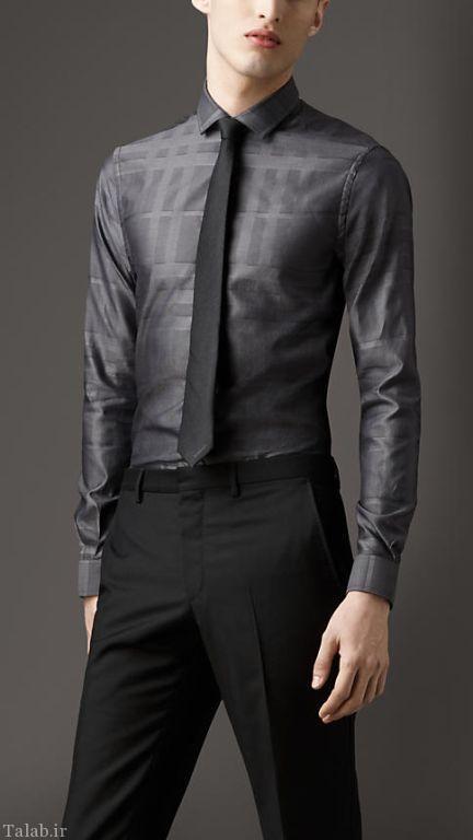 مدل پیراهن مجلسی مردانه