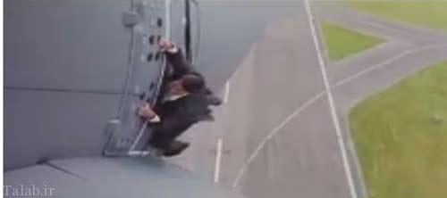 بدلکاری ترسناک و دیوانه وار تام کروز در فیلم جدیدش (عکس)