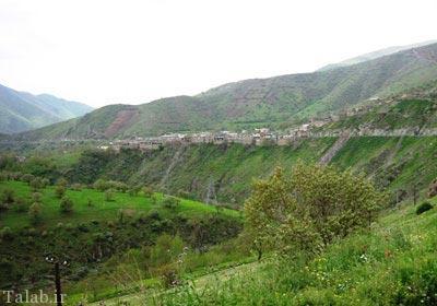 کردستان بهترین گزینه سفر در تابستان