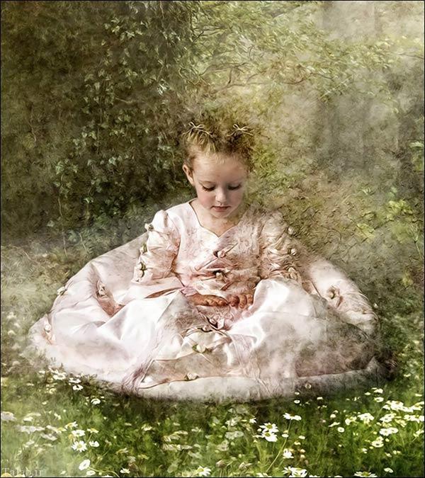 تصاویری از نقاشی های زیبا و رویایی