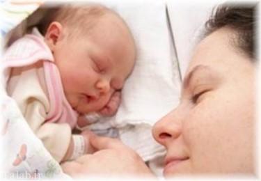 عفونت بند ناف در بدو تولد نوزاد