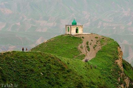به مکان های دیده نشده ایران سفر کنید